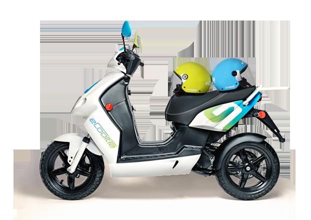 Moto | ECooltra